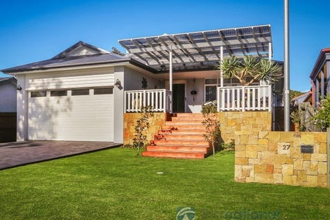27 Poplars Ave, Bateau Bay, 2261, Central Coast - House / Rare single level family home with separate studio - be quick! / Garage: 2 / P.O.A