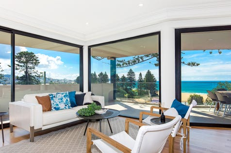 2/1 Ena Street, Terrigal, 2260, Central Coast - Apartment / The Ultimate Penthouse! / Balcony / Garage: 2 / Secure Parking / Air Conditioning / Alarm System / Floorboards / Toilets: 4 / P.O.A