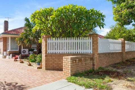 1/61 Swan Street, Tuart Hill, 6060, North East Perth - House / AMAZING VALUE!  338sqm OF LAND / Carport: 1 / Air Conditioning / Floorboards / Toilets: 1 / $445,000