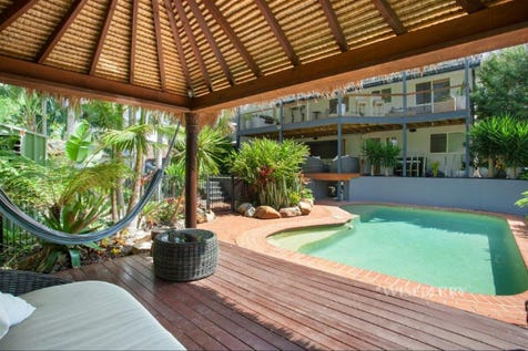 12 Fishermens Bend, Bateau Bay, 2261, Central Coast - House / The Entertainer / Balcony / Deck / Outdoor Entertaining Area / Swimming Pool - Inground / Garage: 2 / Built-in Wardrobes / $720,000