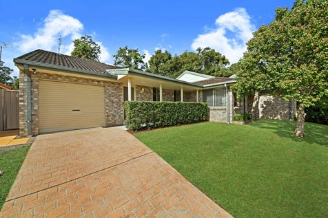43 Coachwood Drive, Ourimbah, 2258, Central Coast - Duplex/semi-detached / Torrens Title Duplex with Peaceful Bush Backdrop, Ideal for Anyone! / Garage: 1 / Air Conditioning / Built-in Wardrobes / Dishwasher / P.O.A