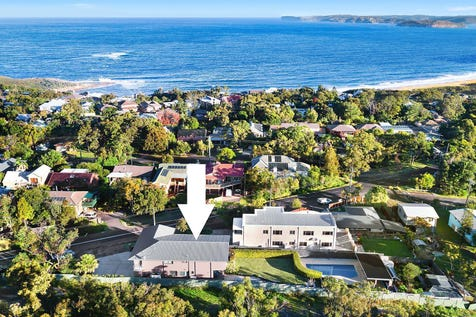 89 The Scenic Road, Killcare Heights, 2257, Central Coast - House / Architecturally designed double storey home with panoramic views / Garage: 3 / P.O.A