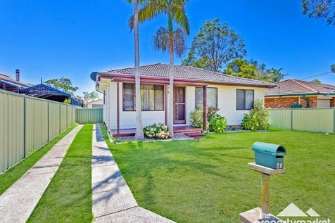 26 Warrina Avenue, Summerland Point, 2259, Central Coast - House / A Perfect Place To Start / Deck / Fully Fenced / Garage: 1 / Secure Parking / Built-in Wardrobes / Dishwasher / Floorboards / Split-system Air Conditioning / $459,000
