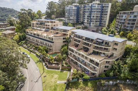 32/92 John Whiteway Drive, Gosford, 2250, Central Coast - Apartment / Water Views & Walk To City / Balcony / Swimming Pool - Inground / Garage: 2 / Secure Parking / Air Conditioning / Alarm System / P.O.A
