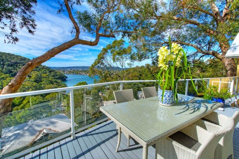 21 Kunala Lane, Horsfield Bay, 2256, Central Coast - House / Tranquil home set amongst the trees with bush and water views / Balcony / Deck / Garage: 2 / Built-in Wardrobes / Floorboards / $880,000
