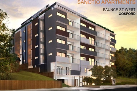 75 Faunce Street West, Gosford, 2250, Central Coast - Unit / Sanotio'Apartments / Garage: 1 / $350,000