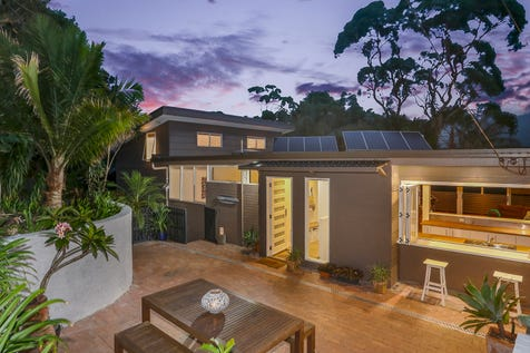 76 Whale Beach Road, Avalon Beach, 2107, Northern Beaches - House / Private beachside home basks in tranquil surrounds / Deck / Carport: 2 / Built-in Wardrobes / Dishwasher / Gas Heating / $1,550,000
