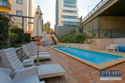 20/116 Mounts Bay Road, Perth, 6000, Perth City - Apartment / Exceptional Buy! / Balcony / Tennis Court / Garage: 1 / Dishwasher / Intercom / P.O.A