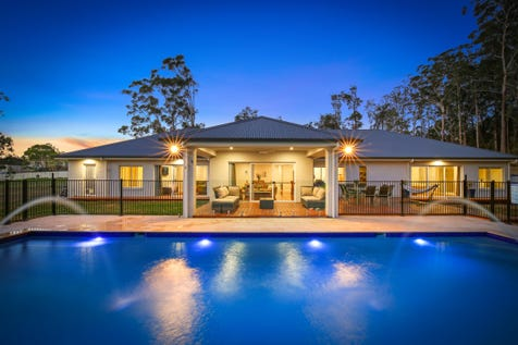 1/57 Kildare Street, Bensville, 2251, Central Coast - House / Stunning near new home on 2.5 sunny acres / Balcony / Swimming Pool - Inground / Garage: 3 / Secure Parking / Air Conditioning / Floorboards / $1,550,000