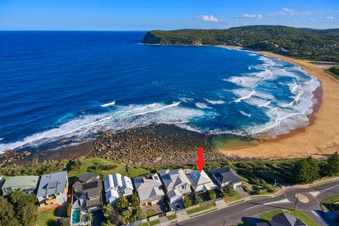 231 Del Monte Place, Copacabana, 2251, Central Coast - House / POINT BREAK BEACH HOUSE / Balcony / Courtyard / Deck / Fully Fenced / Outdoor Entertaining Area / Outside Spa / Carport: 2 / Alarm System / Built-in Wardrobes / Dishwasher / Ducted Cooling / Ducted Heating / Floorboards / Ensuite: 1 / Living Areas: 3 / P.O.A