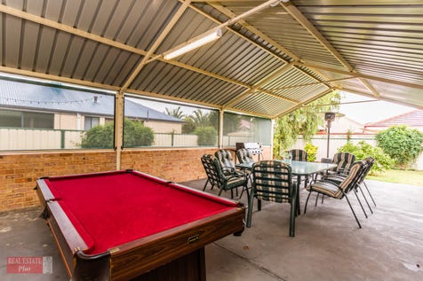 9 Agate Way, Maida Vale, 6057, North East Perth - House / Rock Solid Investment on Agate / Garage: 2 / Secure Parking / Air Conditioning / Alarm System / Toilets: 2 / $430,000