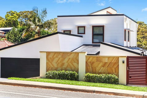 199 Scenic Highway, Terrigal, 2260, Central Coast - House / Striking home with ocean views at coveted locale  / Garage: 4 / P.O.A