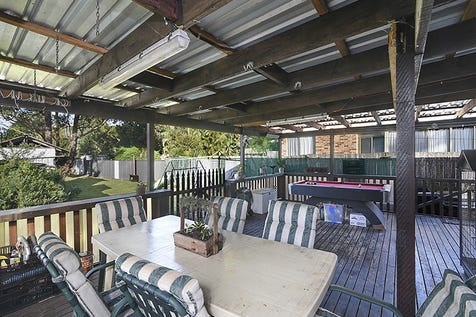 22 Wentworth Avenue, Doyalson, 2262, Central Coast - House / Invest in your family's future. / Balcony / Deck / Fully Fenced / Air Conditioning / Dishwasher / Floorboards / Reverse-cycle Air Conditioning / $440,000