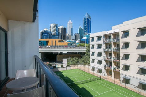 311/112 Mounts Bay Road, Perth, 6000, Perth City - Apartment / INVESTORS DREAM! / Balcony / Swimming Pool - Inground / Open Spaces: 2 / Split-system Air Conditioning / Living Areas: 1 / Toilets: 1 / $269,000