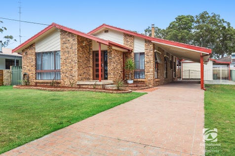 5 Harwood Close, Mannering Park, 2259, Central Coast - House / More than You'd Expect / Fully Fenced / Garage: 3 / Air Conditioning / Dishwasher / Rumpus Room / $585,000