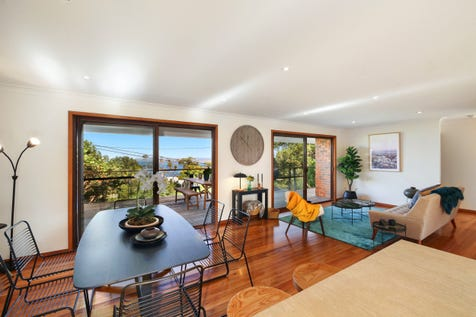 91A Manly View Road, Killcare Heights, 2257, Central Coast - House / Versatile dual level residence featuring ocean views / Balcony / Garage: 1 / Open Spaces: 2 / Secure Parking / Air Conditioning / Floorboards / Toilets: 2 / P.O.A