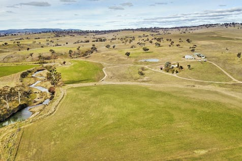 """1106 O'Connell Plains Road, Bathurst, 2795, Central Tablelands - Other / """"BERTHILDA"""" 46.93 Hectares - 115.91 Acres / Deck / Fully Fenced / Outdoor Entertaining Area / Shed / Garage: 2 / Air Conditioning / Dishwasher / Open Fireplace / P.O.A"""