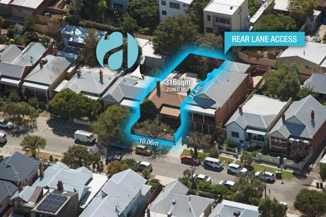 12 Chatsworth Road, Highgate, 6003, Perth City - House / Live-able & rent-able but would love a reno! / Open Spaces: 1 / Toilets: 1 / P.O.A