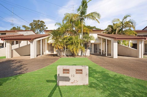 1&2/12 Boorana Close, Killarney Vale, 2261, Central Coast - Townhouse / Dual Income Returning $690 per week - Investor Clearance – 2x Contempory Duplex's / Balcony / Courtyard / Carport: 2 / Built-in Wardrobes / Dishwasher / $859,000