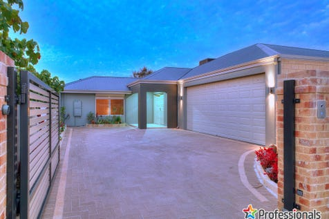118B Drummond Street, Bedford, 6052, North East Perth - House / STYLISH & QUALITY & BRAND NEW HOME / Garage: 2 / Open Spaces: 3 / Secure Parking / Air Conditioning / Toilets: 2 / P.O.A