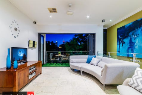 16 Edith Street, Perth, 6000, Perth City - Townhouse / Home Open cancelled - under offer! / Balcony / Swimming Pool - Inground / Garage: 1 / Secure Parking / Air Conditioning / P.O.A