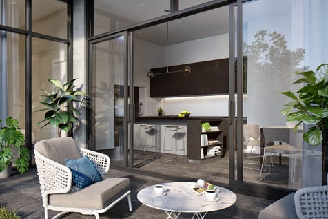 6/115 Wright Street, Highgate, 6003, Perth City - Apartment / NORTH FACING WITH CAR STACKER / Balcony / Garage: 1 / Dishwasher / Reverse-cycle Air Conditioning / Ensuite: 1 / Living Areas: 1 / Toilets: 2 / $585,000