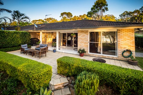 28/77 Ruttleys Road, Wyee Point, 2259, Central Coast - Villa / PRIVATE LAKESIDE RETREAT - WATERFRONT RESERVE / Balcony / Garage: 1 / Open Spaces: 1 / Secure Parking / Air Conditioning / Floorboards / Toilets: 2 / $490,000