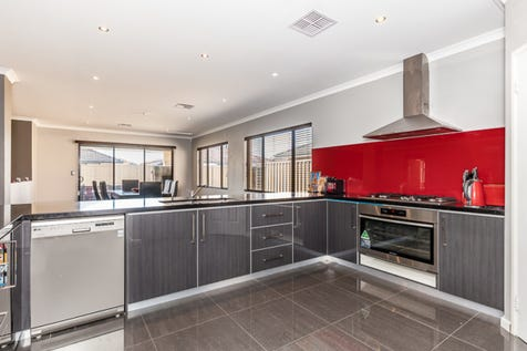 35 Bonannella Entrance, Sinagra, 6065, North East Perth - House / MASTER CHEF WANTED HERE.! / Outdoor Entertaining Area / Garage: 2 / Air Conditioning / Alarm System / Built-in Wardrobes / Dishwasher / Reverse-cycle Air Conditioning / Study / Ensuite: 1 / Living Areas: 3 / Toilets: 2 / P.O.A