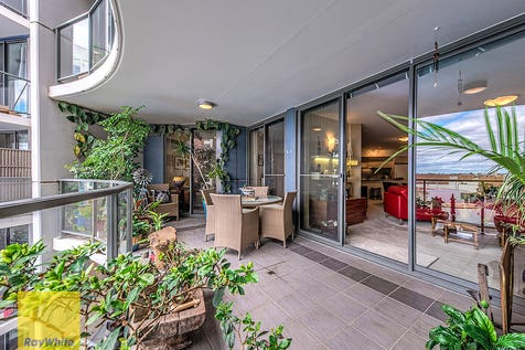 67/131 Adelaide Terrace, East Perth, 6004, Perth City - Apartment / Homely 3 bed city apartment / Swimming Pool - Inground / Garage: 2 / Secure Parking / Air Conditioning / P.O.A