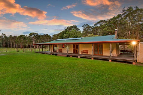 56 Binbrook Road, Wyee, 2259, Central Coast - House / MAGNIFICENT COUNTRY HOME WITH 21 ACRES OF SPACE / Garage: 20 / $1,300,000