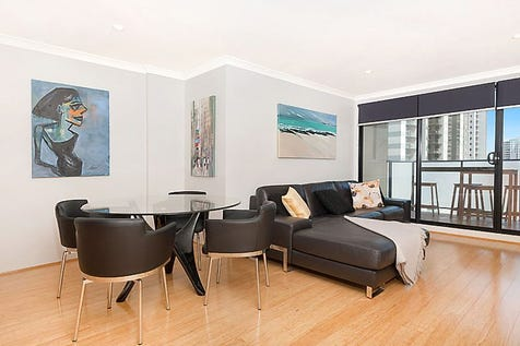 29/7 Bennett Street, East Perth, 6004, Perth City - Apartment / High Living in the Heart of Perth / Balcony / Swimming Pool - Inground / Tennis Court / Garage: 1 / Secure Parking / Built-in Wardrobes / Dishwasher / Floorboards / Gym / Split-system Air Conditioning / Ensuite: 2 / $470,000