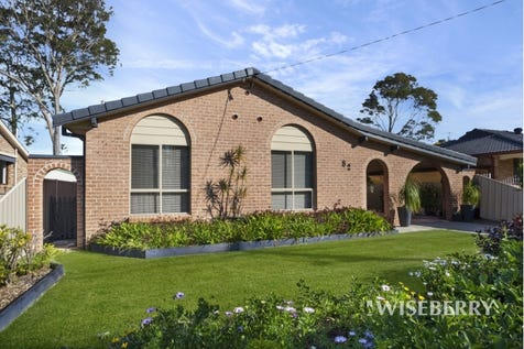 82 Kerry Crescent, Berkeley Vale, 2261, Central Coast - House / Charming Outside - Even Better Inside! / Garage: 1 / P.O.A