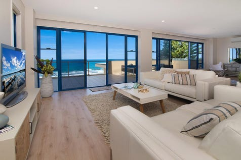 3/108 Ocean Parade, Blue Bay, 2261, Central Coast - Unit / Paradise Found – Luxury Beachfront Living at its Finest – Brand New Interiors & Quality Throughout / Balcony / Outdoor Entertaining Area / Garage: 2 / Remote Garage / Air Conditioning / Built-in Wardrobes / Dishwasher / Floorboards / P.O.A