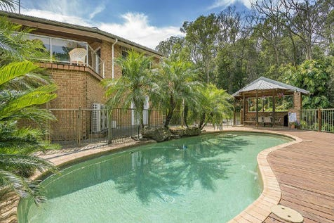 9 Fern Road, Ourimbah, 2258, Central Coast - House / Exclusive 2.5 Acre, Prestige Retreat Property. / Garage: 2 / Ensuite: 1 / $1,150,000