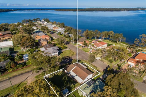 31 Buff Point Avenue, Buff Point, 2262, Central Coast - House / Massive 682.9m2 Corner Lot – Ideal For Granny Flat - Elevated Lakeside position - Water Views / Fully Fenced / Garage: 1 / Built-in Wardrobes / Toilets: 1 / P.O.A
