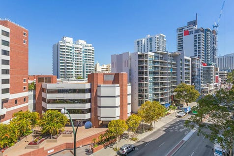 42/118 Adelaide Terrace, East Perth, 6004, Perth City - Apartment / OVERSEAS SELLER SAYS IT MUST GO / Garage: 1 / P.O.A
