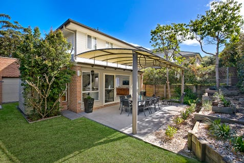 16 Wallaby Circuit, Mona Vale, 2103, Northern Beaches - House / Ultra-Chic Family Home in Leafy Child-Safe Setting / Balcony / Garage: 2 / Secure Parking / Air Conditioning / $1,600,000