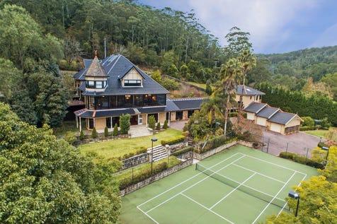 7 Samara Close, Fountaindale, 2258, Central Coast - House / Exceptional estate; unsurpassed luxury & resort-style grandeur / Tennis Court / Open Spaces: 3 / Alarm System / Built-in Wardrobes / Gym / $2,200,000