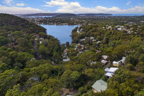 17 Kunala Lane, Horsfield Bay, 2256, Central Coast - House / PEACEFUL & PRIVATE RETREAT – WATER VIEWS – NATURE LOVERS PARADISE / Balcony / Deck / Outdoor Entertaining Area / Open Spaces: 2 / Air Conditioning / Alarm System / Built-in Wardrobes / Floorboards / Reverse-cycle Air Conditioning / Rumpus Room / Workshop / $720,000