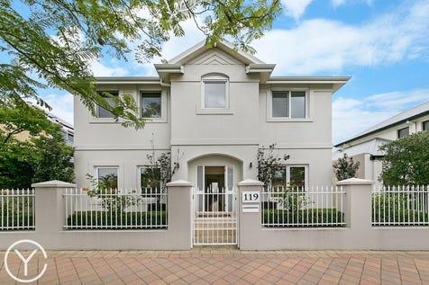 119 Salvado Road, Subiaco, 6008, Perth City - House / SPACIOUS EXECUTIVE LIVING, ON THE FRINGE OF SUBIACO COMMON / Carport: 2 / $1,099,000