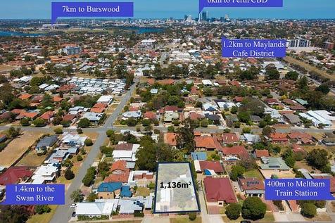 16 Grafton Road, Bayswater, 6053, North East Perth - House / 1,136m2 Prime Triplex Development Site / Carport: 1 / Open Spaces: 1 / $799,000