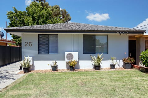 26B Clarke Road, Morley, 6062, North East Perth - House / ANOTHER HOME UNDER OFFER BY BRAD!!! / Open Spaces: 2 / Air Conditioning / Toilets: 2 / P.O.A