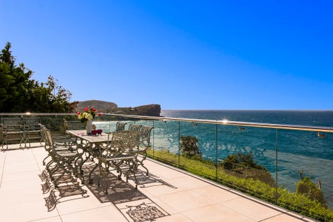 506 Barrenjoey Road, Avalon Beach, 2107, Northern Beaches - House / Oceanfront Reserve Home Captures Spectacular Outlooks / Garage: 2 / $3,650,000