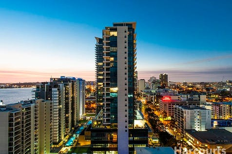 64/155 Adelaide Terrace, East Perth, 6004, Perth City - Apartment / Jaw Dropping Sunsets! 12 months strata levies paid for you! / Garage: 2 / $800