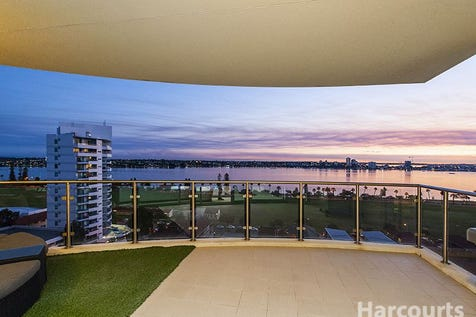 15/229 Adelaide Tce, Perth, 6000, Perth City - Apartment / Luxury living at its best / Garage: 2 / P.O.A