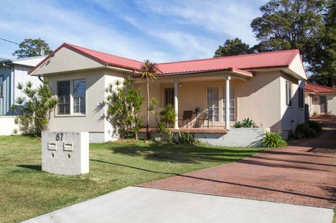 87 Hume Boulevard, Killarney Vale, 2261, Central Coast - House / Single level- Torrens title villa / Carport: 1 / $480,000