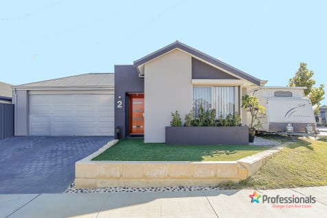 2 Vidalia Drive, Aveley, 6069, North East Perth - House / Spacious family home with all the trimmings / Garage: 2 / Secure Parking / Air Conditioning / Toilets: 2 / $450,000