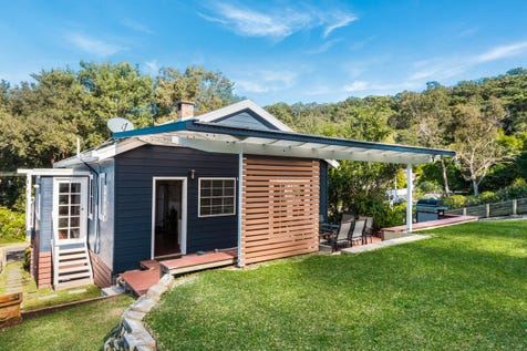 17 Scott Street, Point Clare, 2250, Central Coast - House / Attractive Cottage with Water Views / Carport: 2 / $680,000