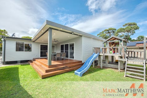 23 Bogan Road, Booker Bay, 2257, Central Coast - House / Best Family Home in Booker Bay / Deck / Fully Fenced / Shed / Carport: 2 / Open Spaces: 1 / Air Conditioning / Built-in Wardrobes / Floorboards / Reverse-cycle Air Conditioning / Workshop / Ensuite: 1 / P.O.A