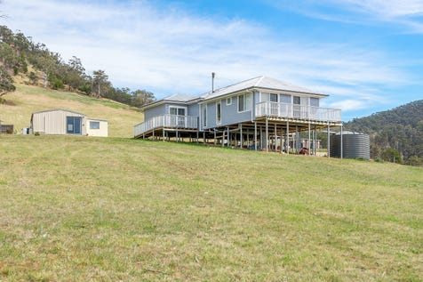 95 Grices Road, Tea Tree, 7017, Central Hobart - House / Tranquility, seclusion and privacy / Open Spaces: 4 / Air Conditioning / Toilets: 1 / $400,000